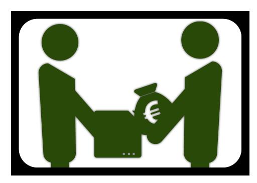 Zahlung bei Abholung