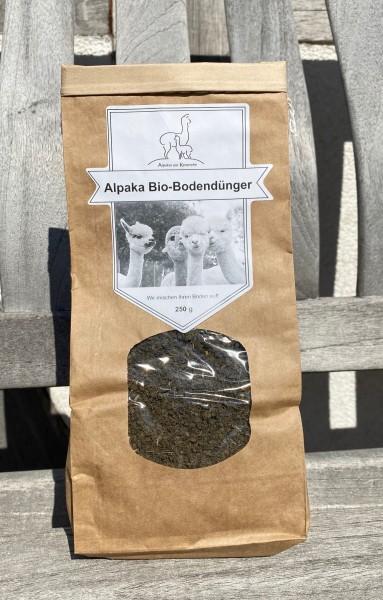 Alpaka-Bodendünger
